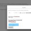 t-Online – Signatur im Editor erstellen / bearbeiten